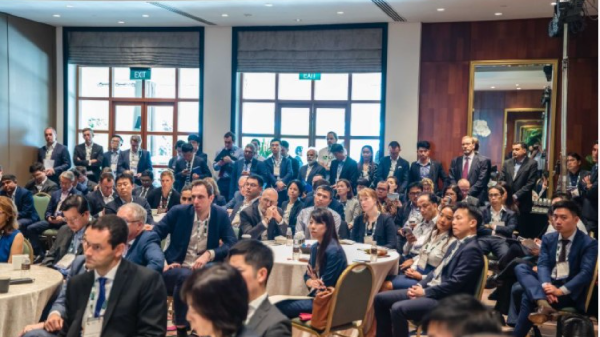 Keynote interview: An update from the AIIB