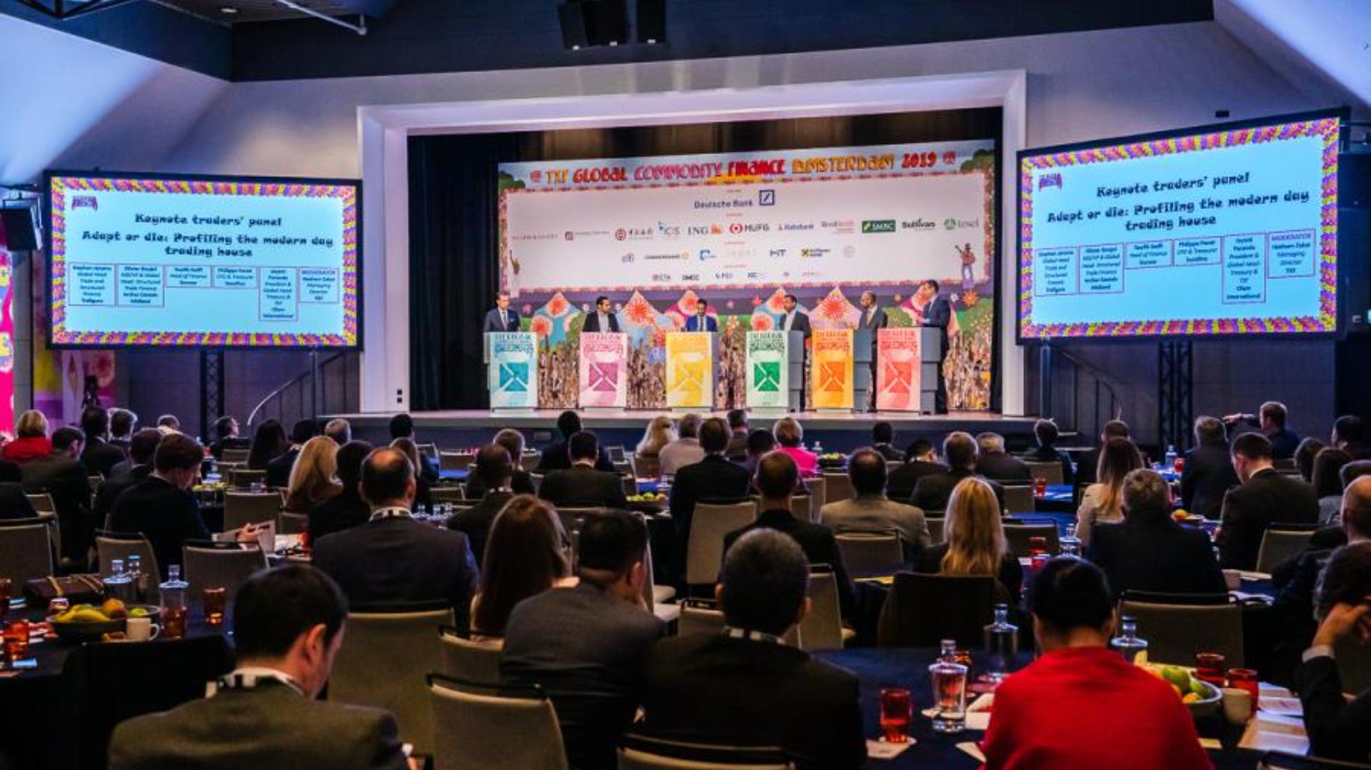 Keynote Financing Panel