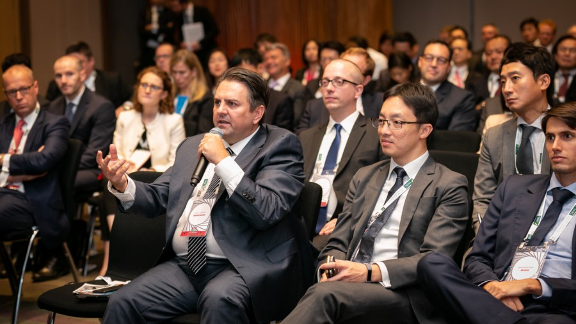 Regional leaders' panel: Flying the flag for APAC - Live Q&A