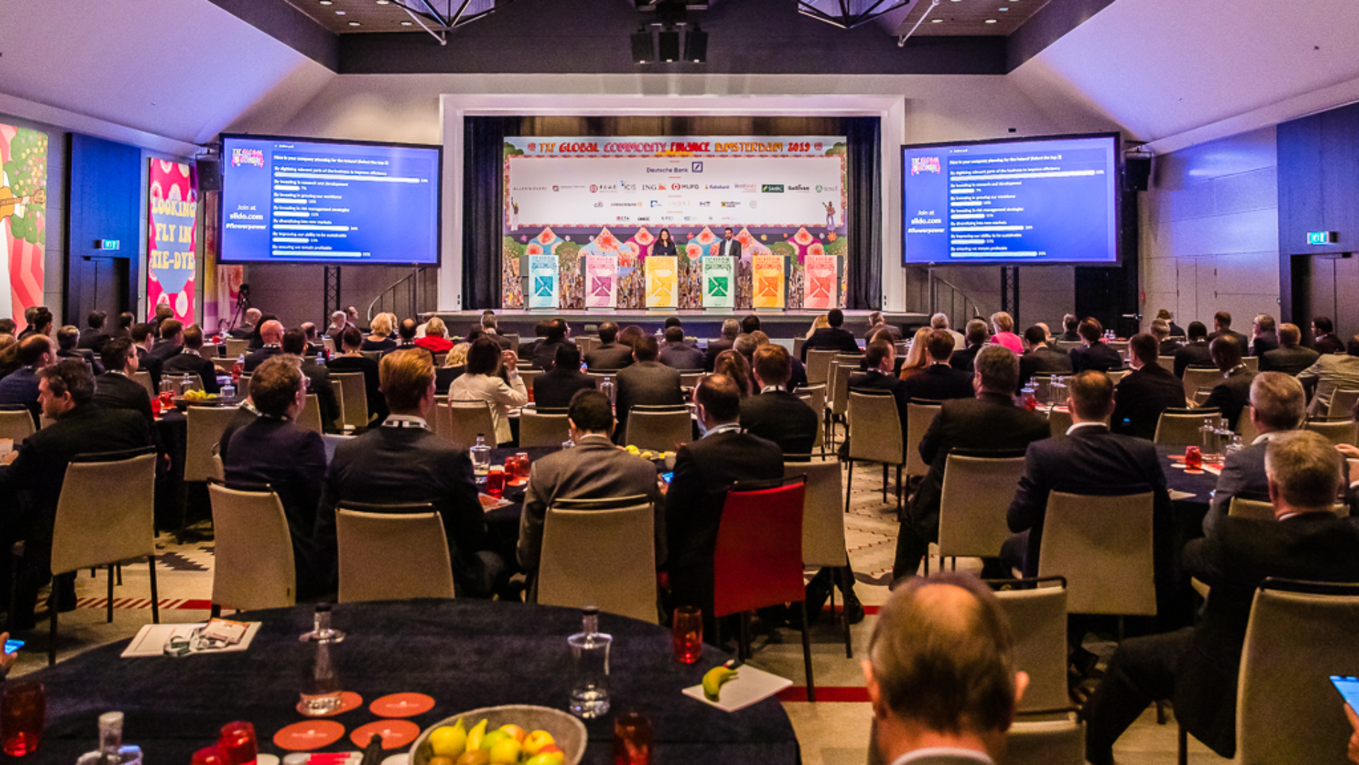 Regional leaders' panel: Flying the flag for APAC
