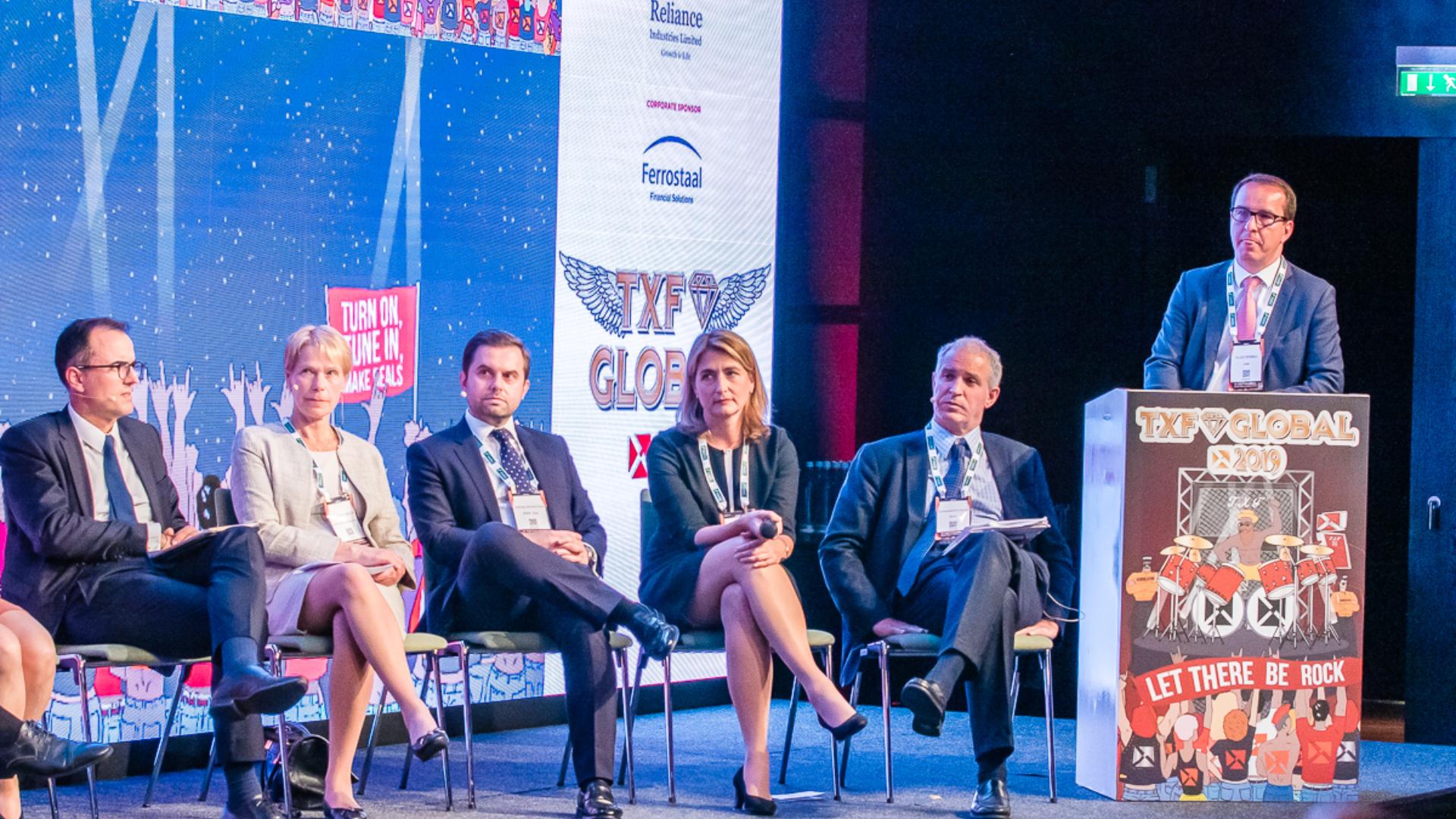 Keynote panel: Banking leaders' observations