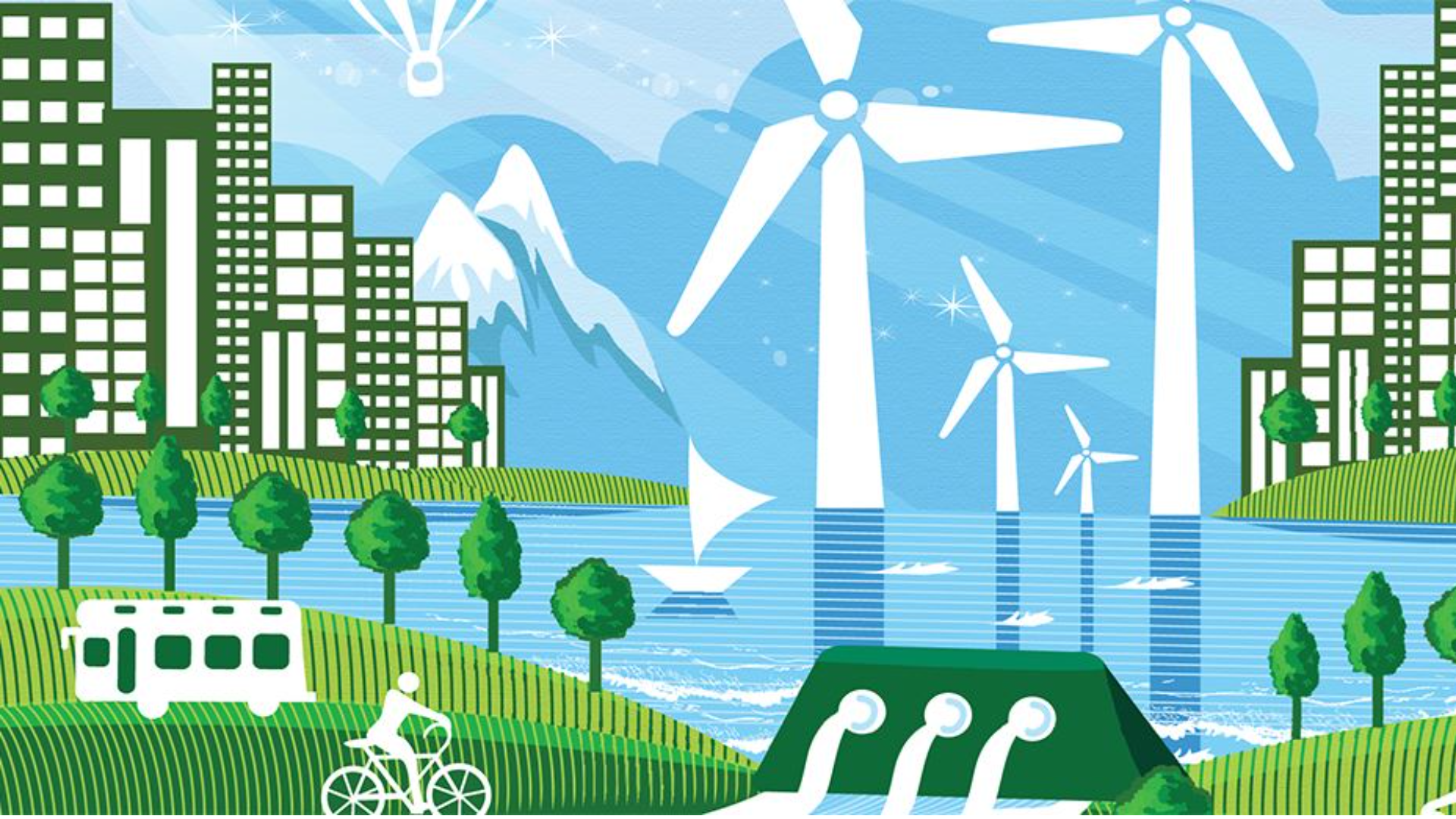 Scaling green investments now